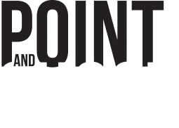 Point and Shoot documentary film title graphic